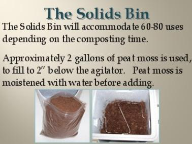 The Solids Bin