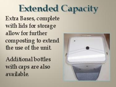 Extended Capacity